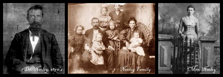 Vintage Neeley Family 1870's