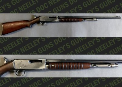 Remington Model 14 Pump Rifle 190828 Side 1