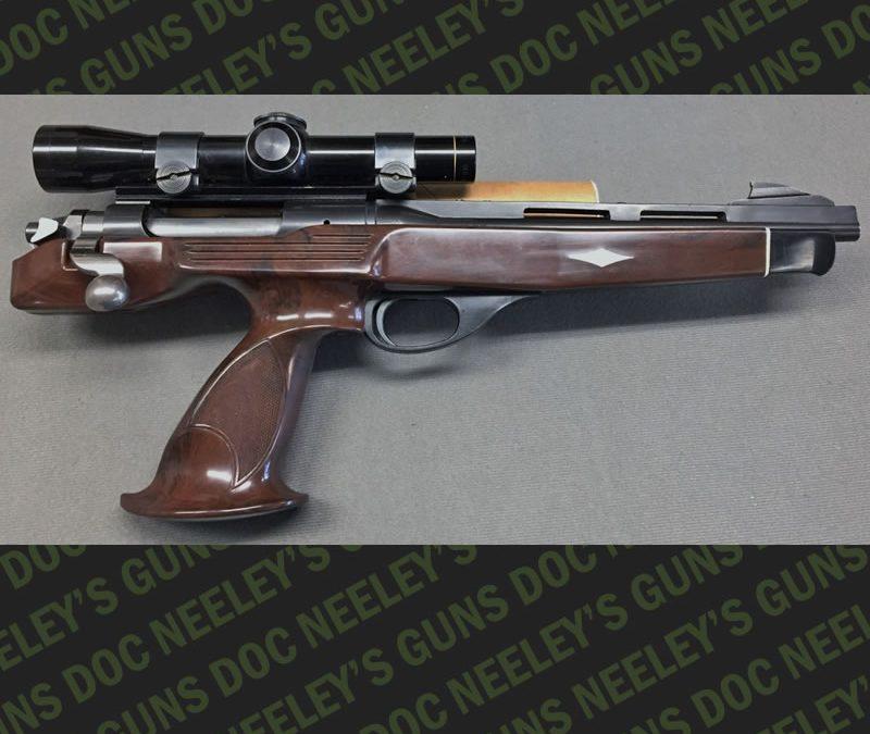 Remington XP-100