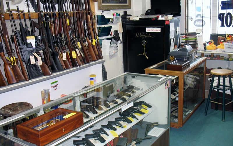Doc Neeley's Gun Shop Services