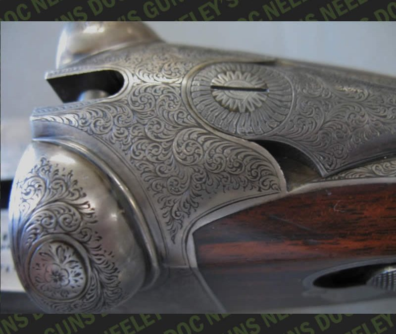 WW Greener Gun No. 20666