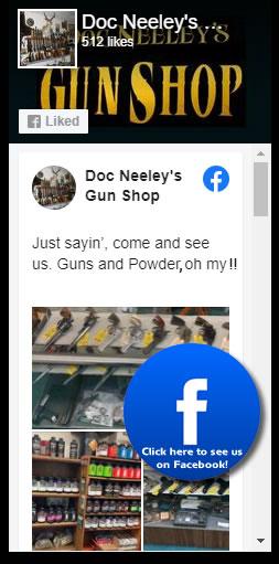 Visit Doc on Facebook!